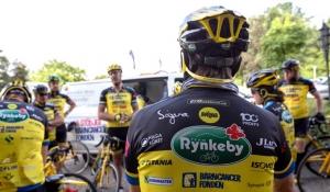 Vi sponsrar Team Rynkeby!