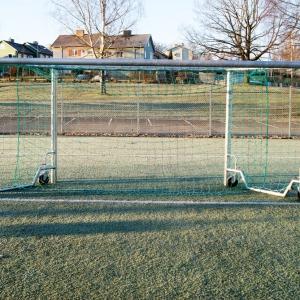 Fotbollsmål, mixgoal, 2 i 1